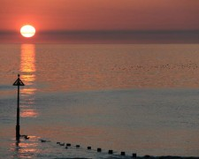tywyn-sunset