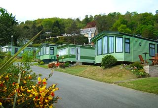 woodlands holiday wales
